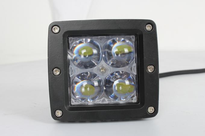 3inch 18w square led work light motor working light with 1440LM 4x4 accessories for motorcycle