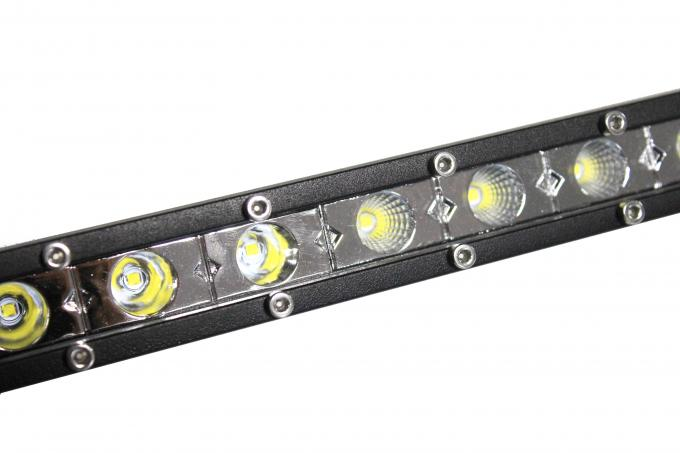25 inch 72W Slim LED Off-road Mini Lightbar  3W*24 high intensity CREE LEDS with Spot/Flood /Combo Beam
