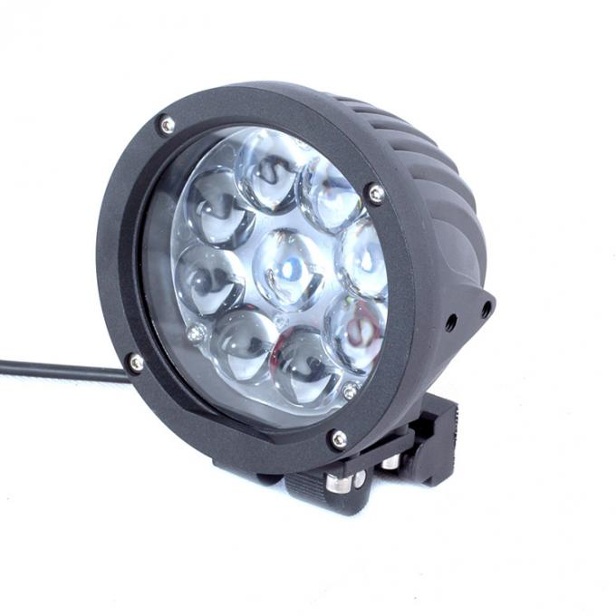 5.5 Inch 45W High Lumen Led Truck Headlights, 4D Lens Projector Cree Led Car Headlights