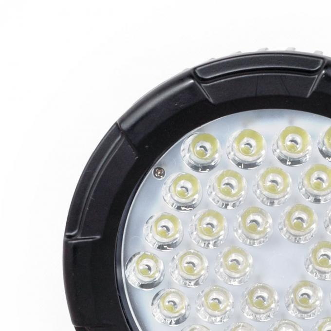 7.5-inch LED Work Light with Flood/Spot/Combo Beam  36pcs*1w high intensity LEDS for ATVs, truck, engineering vehicle