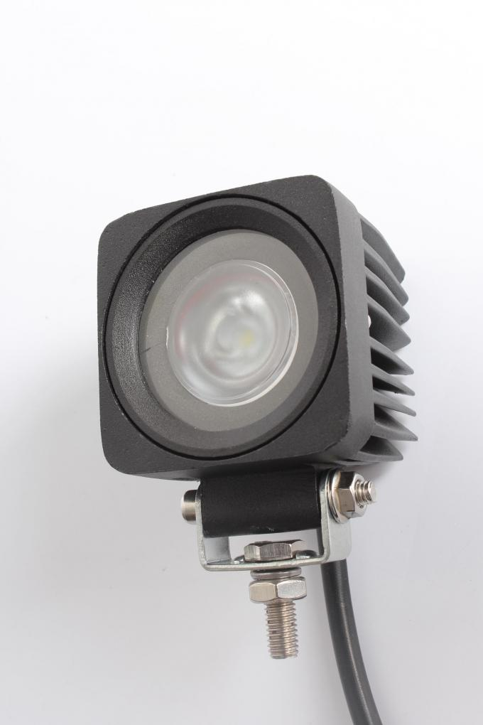 2.7 inch LED work light with Flood /Spot Beam 10W LED cree chips waterproof for Car
