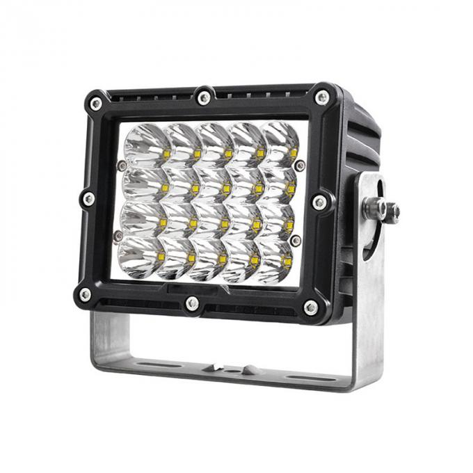 8 Inch LED Vehicle Work Light 20pcs * 5w High Intensity CREE LEDs 9000 Lumens