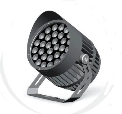 China 86 Watt Round Mounted Led Outdoor Flood Lights For Architectural CREE chips supplier
