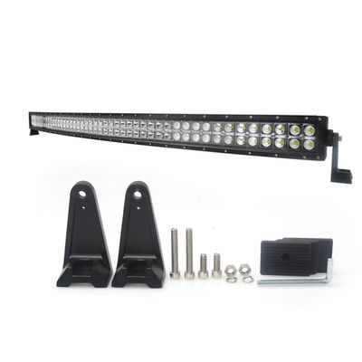China 50 inch 300w Double Row Led Auto Light Bar ,with Spot/ Flood/ Combo Beam UTV Led Light Bar for Car supplier