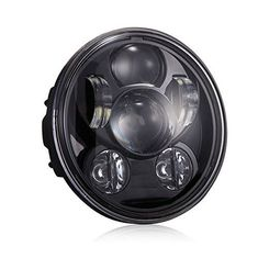 China 40W Car LED Headlights For Harley Davidson Motorcycles Daymaker Projector supplier