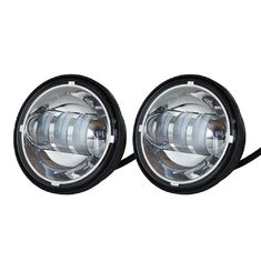 China Auto Drl Daytime Car LED Fog Lights Without Angel Eyes 1800 Lumen 6500K-7000K supplier