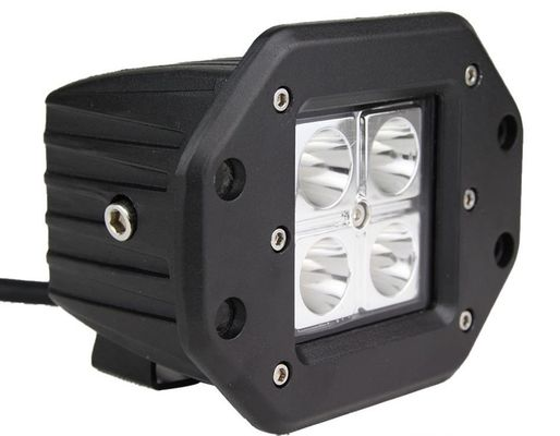 China CREE 16W LED Light Pods Flood / Spot Cube Light Flush Mount IP67 Waterproof supplier