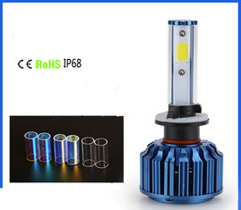 China COB Chip Car LED Headlights C2- H4 9004 9007 H13  For Offroad SUV 3200 Lumens supplier