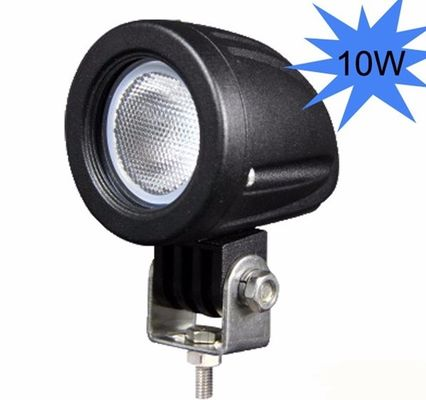 China 10W Round Automotive Led Fog Lights , Mini Motorcycle Super Bright Led Fog Lights supplier