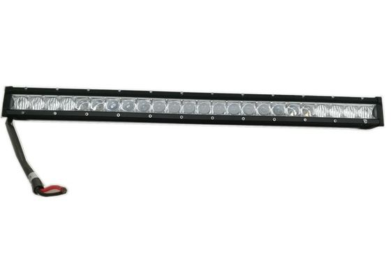 "China 25"" Single Row 120w 5D CREE Off Road LED Vehicle Light Bars IP 68 10800 Lumens supplier"