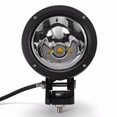 China 25W Cree Spot Beam LED Driving Lights For Auto Parts Cars ATV Spot Beam 120 * 110 Mm supplier