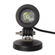China Energy Saving 700 Lumens Round Led Offroad Lights 2.3 Inch 10Watt Cree Chip supplier