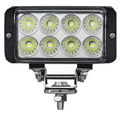 China 4.5-Inch 24W LED Car work light Double Rows For Truck Vehicle 30000 Hours Above Life Time supplier