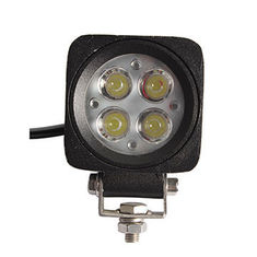China 2.7-inch 12W  round LED headlight, mini small work lights Driving Light Fog Lamp UTE 4x4 ATV supplier