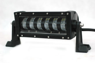 China 48W Single Row LED light bar with Day Time Running ,Offroad LED Light Bar with Combo Beam for Jeep supplier