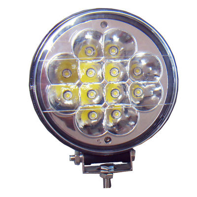 China 30 Volt 4D 36w Led Spot Work Light Forklift With Aluminum Housing For Vehicle supplier
