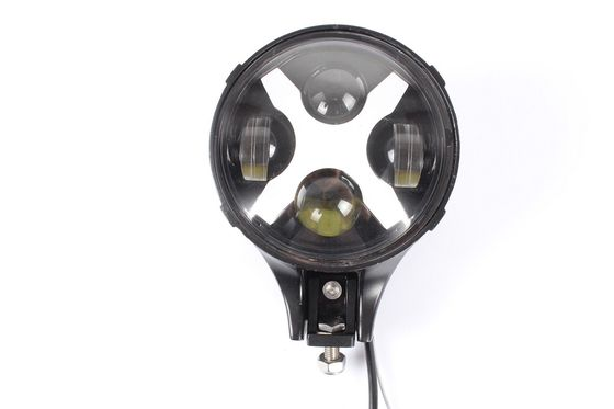 China 7 Inch Jeep Light 4800lm 6pcs 10W CREE LED Chip 60w LED Auxiliary Light With Colorful Color supplier