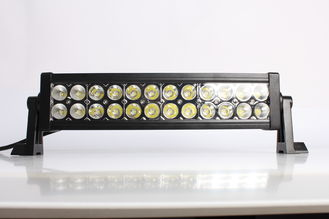 China IP67 13.5 Inch / 72W 4x4 Offroad Car Straight Double Row Epistar Led Light Bar supplier