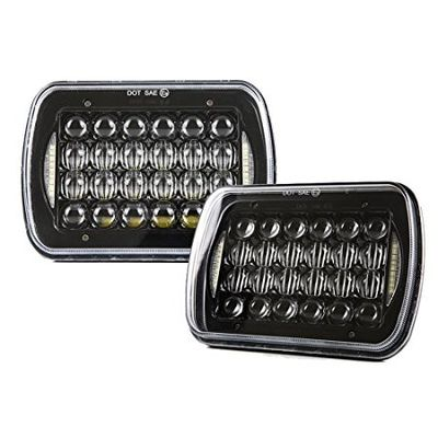 China 5D Lens Car LED Headlights 7x6 Projector Headlights For H6054/H5054/H6054LL supplier