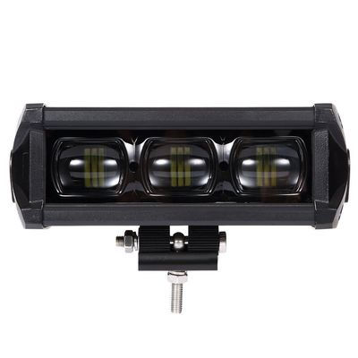 China 8D 8 Inch Waterproof SUV Led Light Bars With Bracket Led Driving Lamp 30W 2100LM supplier