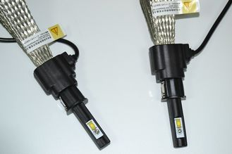 China H8, H9, H11, H16 led bulbs LED head lamp 3200lm single Beam copper cooling auto led headlight supplier