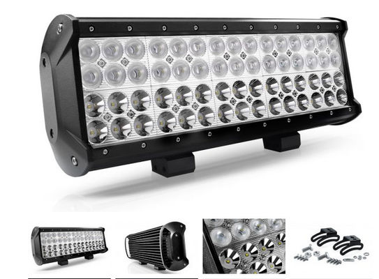 China 180W Four Row Car Light Bar 14.5 Inch High Intensity Cree LEDS For Off Road Vehicle supplier