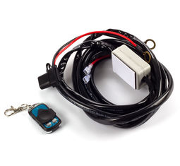 China 2.5m Remote Control Automotive Wiring Harness Kit With On / Off Switch supplier