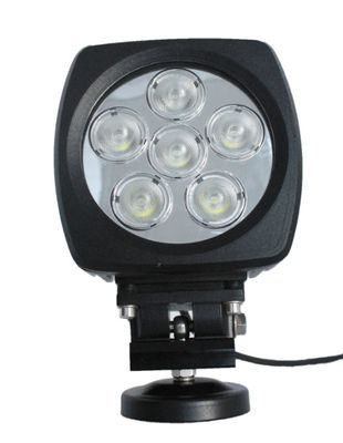China 60W high power Led vehicle work light with Flood /Spot beam 6 inch for Off road vehicle supplier