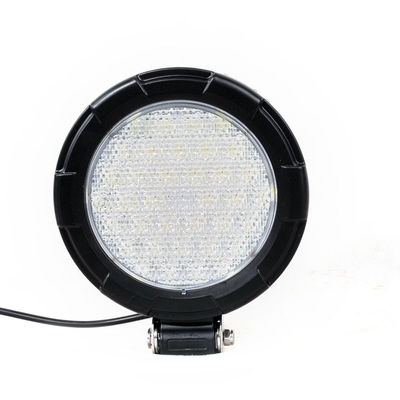 China 7.5-inch LED Work Light with Flood/Spot/Combo Beam  36pcs*1w high intensity LEDS for ATVs, truck, engineering vehicle supplier