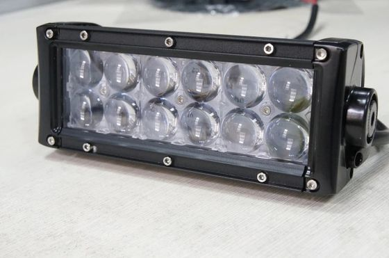 China Newest Technology 4D Led Light Bar, 4D Double Row  Cree  Light bar 4D Reflector Have Spot/Flood/Combo Beam supplier