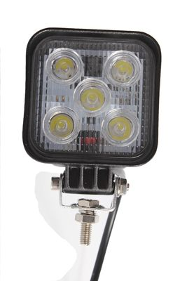 China 15W LED work light with Flood /Spot Beam 1000 lm with Epistar Chip for truck ,Off road supplier