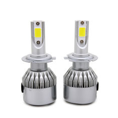 China 3600 Lumen 38 Watt Car LED Headlights For Truck High Temperature Resistance supplier