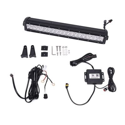 China 6000K Dual Row Car Light Bar / Aluminum Housing LED Auto Light Bar supplier