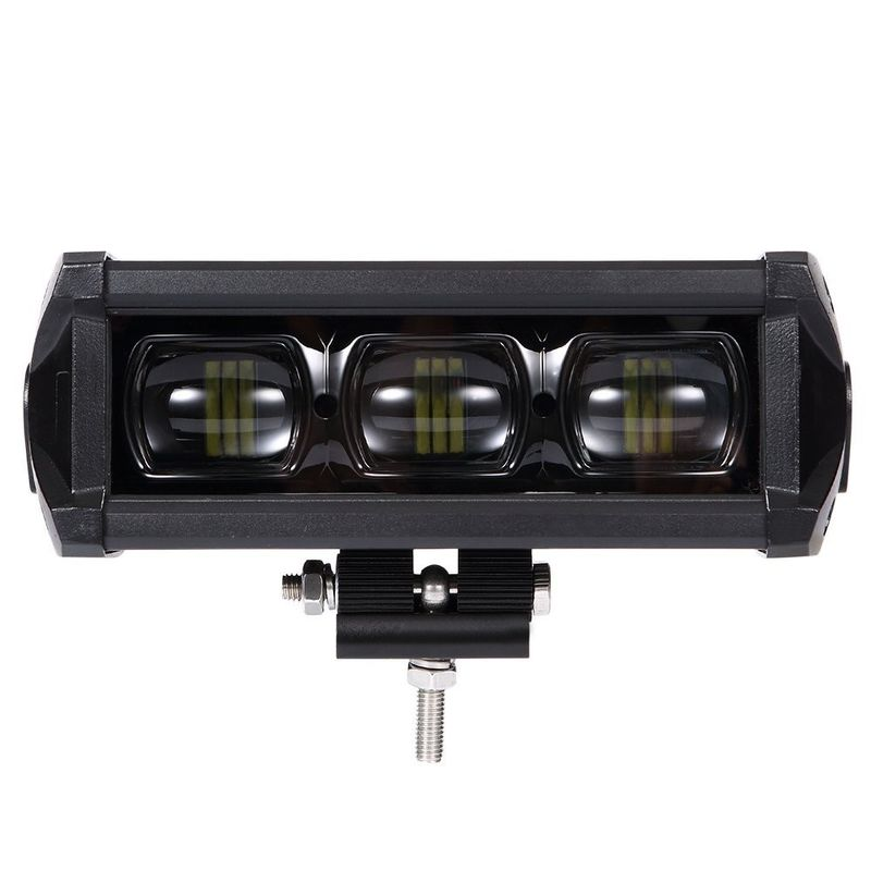 8d 8 inch waterproof suv led light bars with bracket led driving 8d 8 inch waterproof suv led light bars with bracket led driving lamp 30w 2100lm aloadofball Choice Image