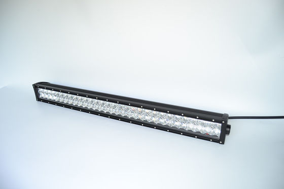 China 120w 22.5 inch 5D Optical Lens Spot /Flood / Combo Beam Straight Cree Led light bars factory