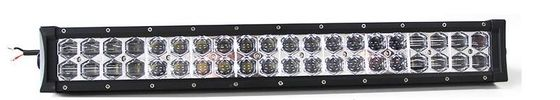 China 6D Hexagonal Lens Philips Off Road LED Light Bar With Light Sensitive Controller factory