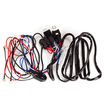 Auto Bmw Wiring Harness Kit With Connector Remote Controller Switch Control