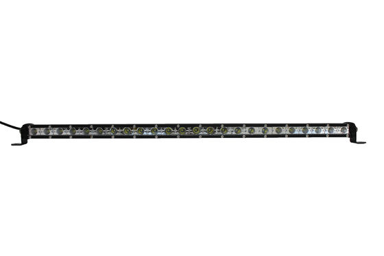 China 31 Inch 90W IP68 3W Excavator Super Slim Mini LED Light Bar Cree Chip 6000K factory