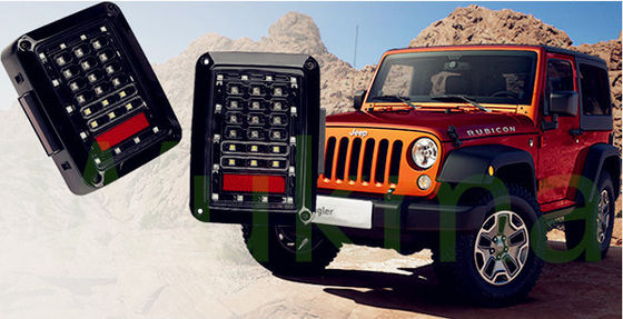 Newest USA And European Version LED Brake Light , Led Tail Lights For Jeep Wrangler