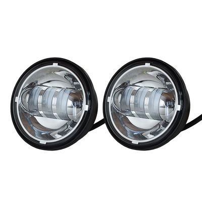 China 7 inch 70w Cree Car LED Fog Lights Long Life Waterproof IP68 Round Led Fog Lights factory