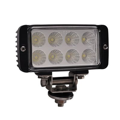 China 24W 5.5 Inch LED Driving Lights Flood Beam 2400LM Off Road Light for SUV Car Truck Tractor Trailer factory