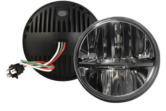 China Round Shape 30W 7 Inch Car LED Fog Lights 4X4 J-Eep Offroad Accessories LED Fog Lights factory