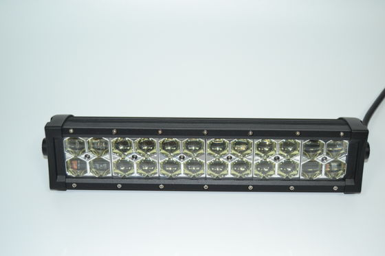 Super Bright Automotive Led Light Bars Dual Row 200W 22 Inch 6D Beam