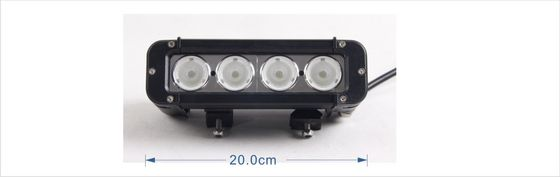 China 40w 7.8 Inch Trucks / Car Light Bar With Side Lights CE & ROHS Approved factory