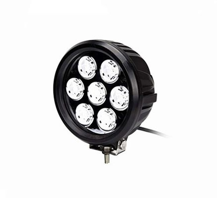 6-inch 70W Cree LED Work Light Spot Round LED Driving Light with Cree Chip High Brightness for Jeep Truck Off-road Cars