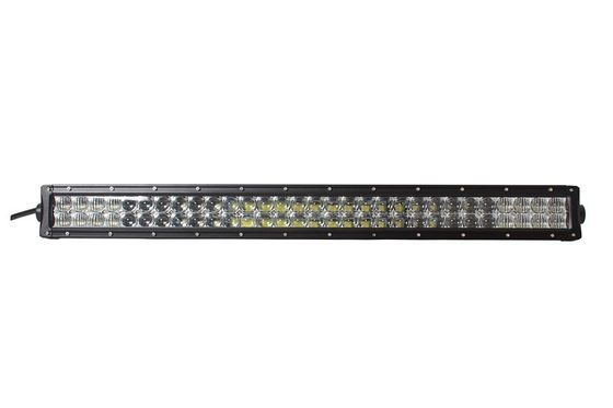 China Good Quality 40000 Lumens CE ROSH Dual Row Black Auto LED Light Bar With Cars factory