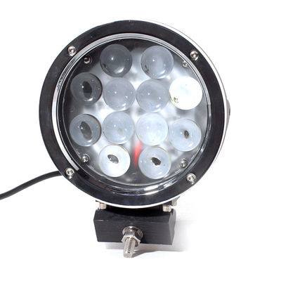 China Super Bright IP67 7 Inch 60w LED Work Light 3 Year Warranty Flood Spot Beam factory