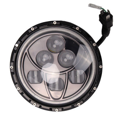 China 30V 60w 7 Inch IP67 Car LED Fog Lights / Led Angle Eye Headlights factory