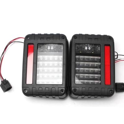 6000K LED Tail Lights For 2008 - 2015 Wrangler / DC12V Led Traffic Lights