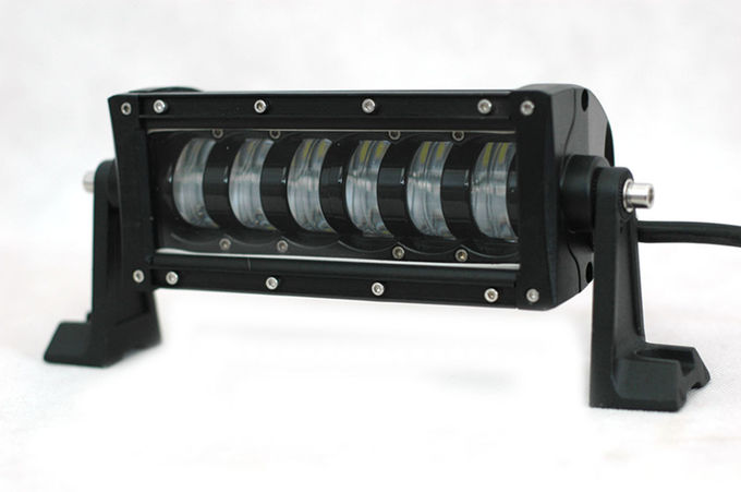 48W Single Row LED light bar with Day Time Running ,Offroad LED Light Bar with Combo Beam for Jeep